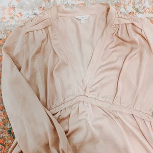 Silk Lucky Brand Blouse